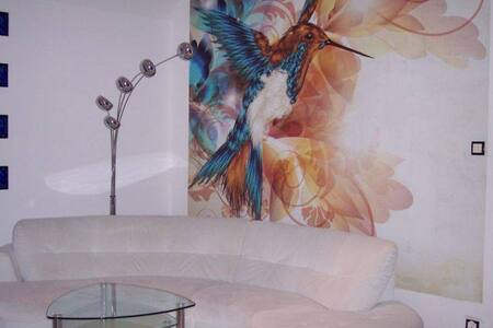 Cosy room in very nice apartment. - Warszawa - Apartament