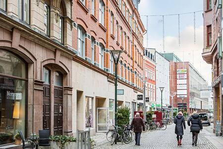 Centralt boende i Malmö - Malmö - Appartement