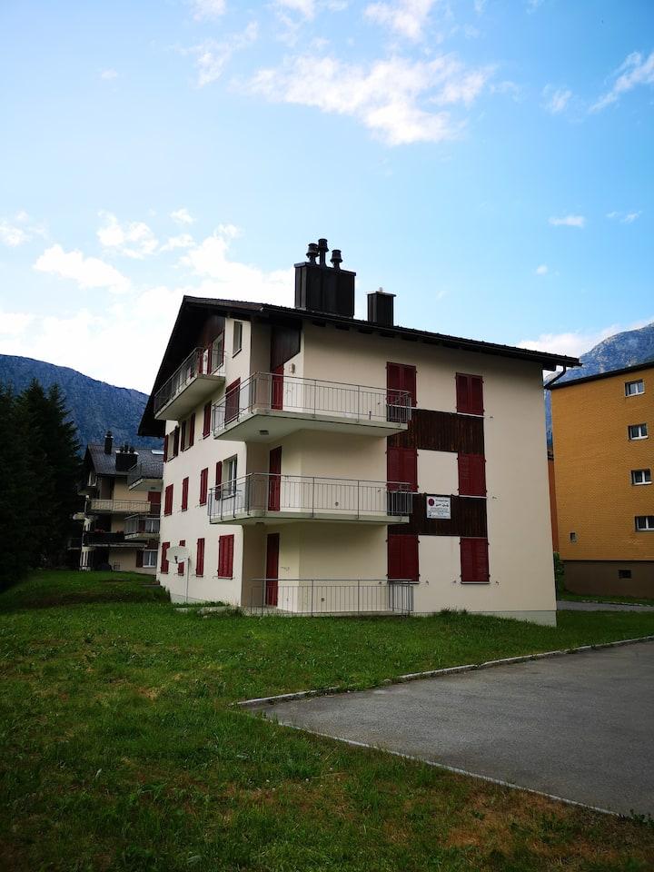Geräumige 3,5 Zimmer-Wohnung in Andermatt