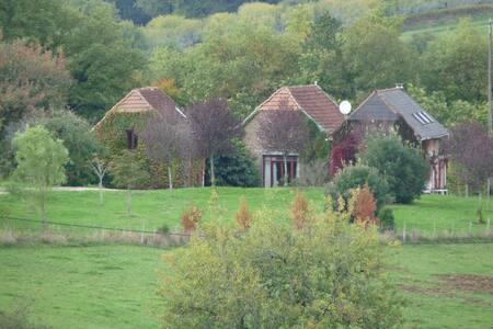 Gîte de charme en Dordogne avec grande piscine - Terrasson-Lavilledieu