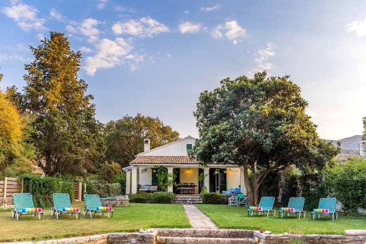 Yalos Beach House Corfu
