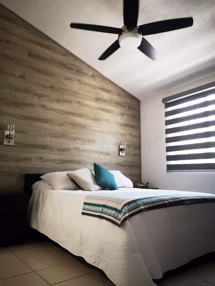 Habitaciones nuevas en San Pedro (Londres)