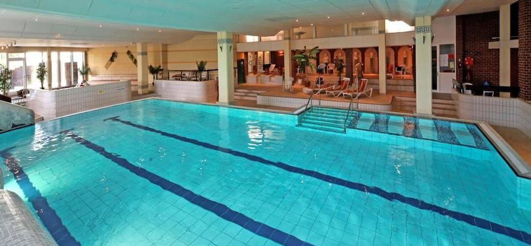 Perfect holiday with kids,unlimited swimming pool - Sankt Englmar - Appartement