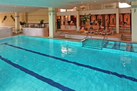 Perfect holiday with kids,unlimited swimming pool - Sankt Englmar