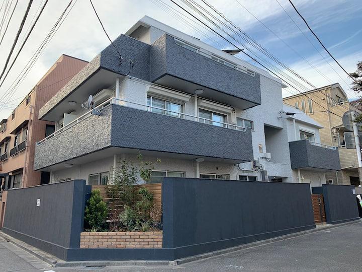 Andy Garden Inn 東京新宿Andy的花園旅館102室 Higashi-shinjuku