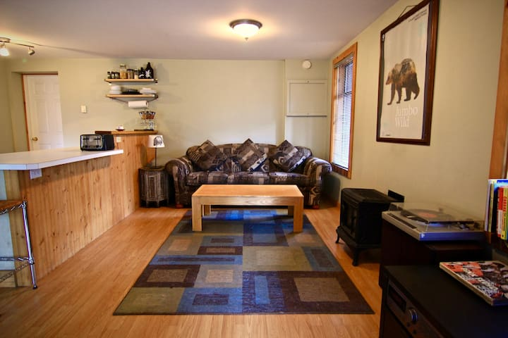 Private 2 Bedroom Accommodation in Whistler