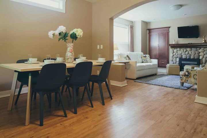 Fully Renovated Home in Kensington. 2 Private Bdrm