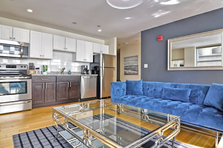Evonify - MGH & Tufts - Luxury 2BR in Downtown