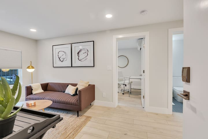 Stunning Newly Renovated 1 bed 1 ba in Mission SF