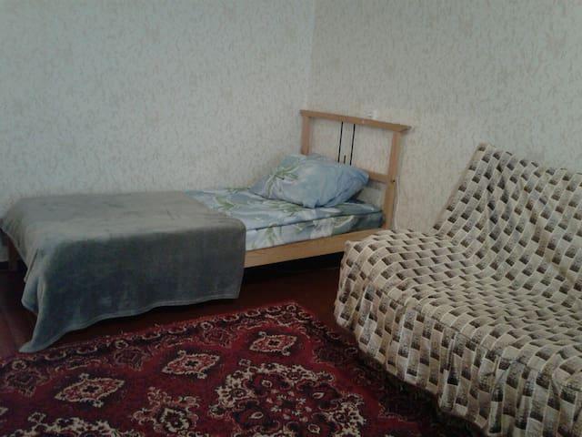 Квартира недалеко от Москвы