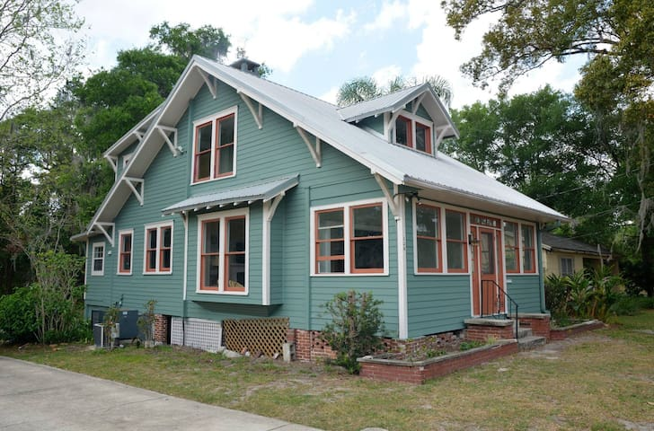 Just Finished Historic Renovation! - DeLand - Ev