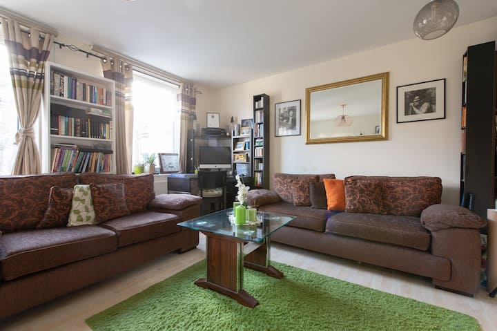 Relax in Quiet and Comfort. Near Tottenham stadium