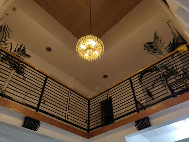 Filipino Town House in Quezon City