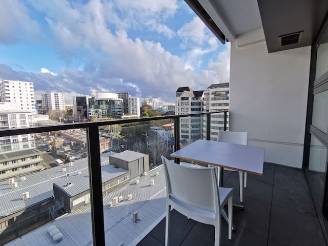 Central location apartment with big balcony