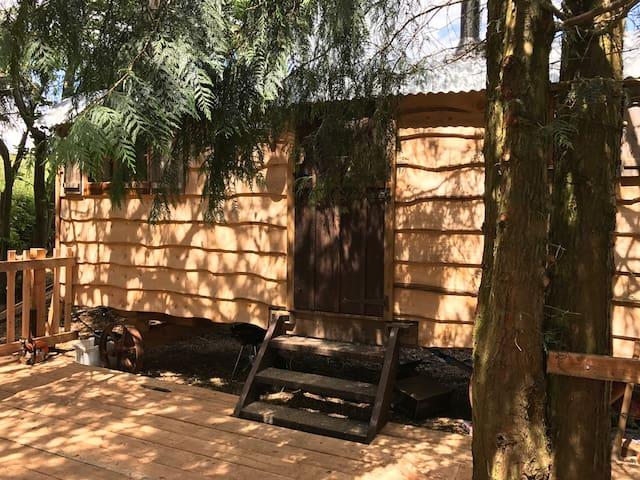 Cowboy Shepherds Hut