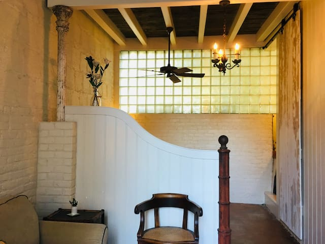 1850's  Garden Dist. Private Stable and Courtyard