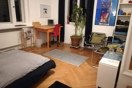 Small Room between Potsdam and Berlin