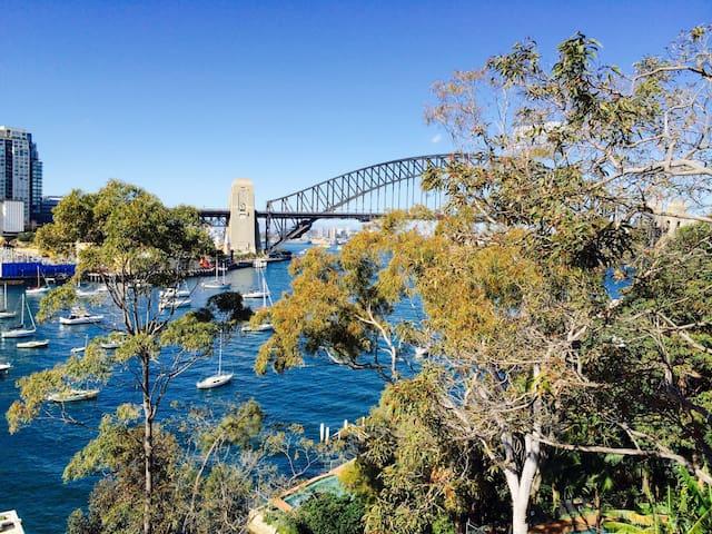Spectacular Harbour Bridge Views - McMahons Point - Apartment