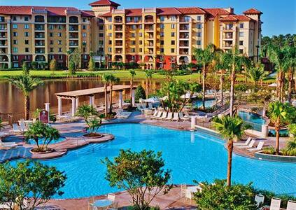 Wyndham Bonnet Creek, 2 Bedroom - アパート