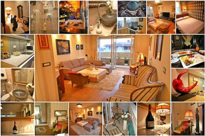 Belgrade Rooms Extremly RICH and plesentfull place - Beograd - Appartement