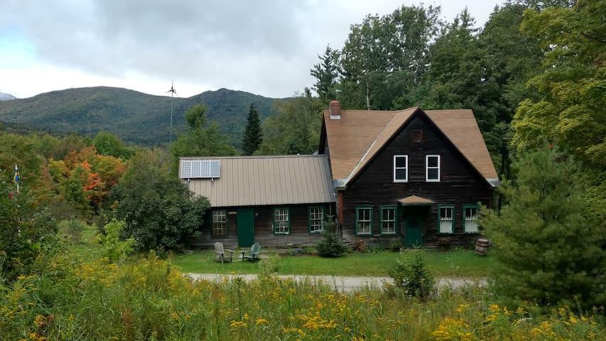 Villa Rustica- Cozy farmhouse with stunning views.