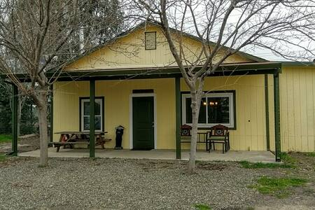 Come relax & unwind at our cozy country home! - Vacaville - Guesthouse
