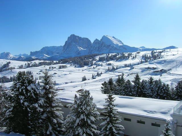 Nido nel cuore delle Dolomiti - Castelrotto - Flat