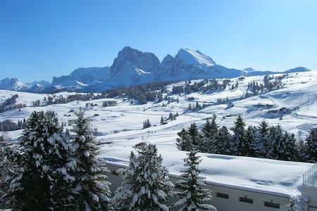 Nido nel cuore delle Dolomiti - Castelrotto - Leilighet