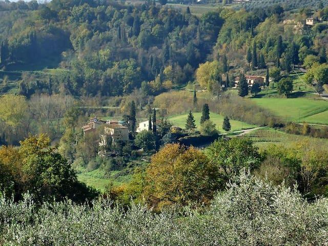 Monolocale immerso nella campagna Toscana - Poggibonsi - Apartment