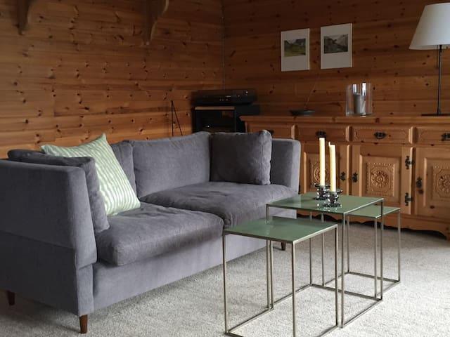 Sommer/Winter Chalet-Wohnung für die ganze Familie