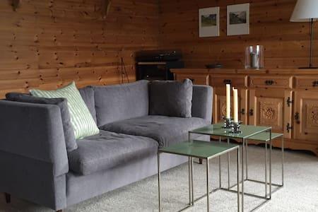 Chalet-Wohnung für die ganze Familie - Eischoll - Lyxvåning