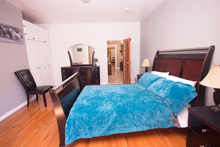 Close to 42 St Manhattan NYC!! - Jersey City - Appartement