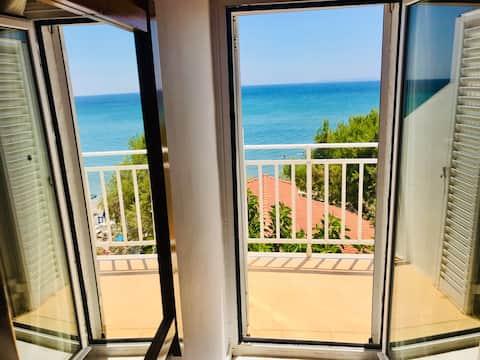 Hotel Katerina - Top Seaview Studio Potokaki