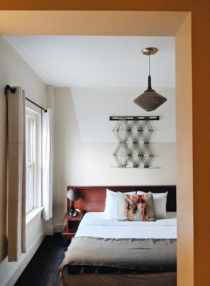 Hotel Perks - Private Bedroom | Private Bathroom