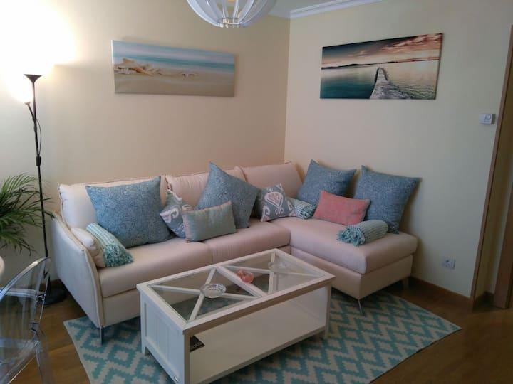 Precioso Apartamento en Urb. Privada en Llanes