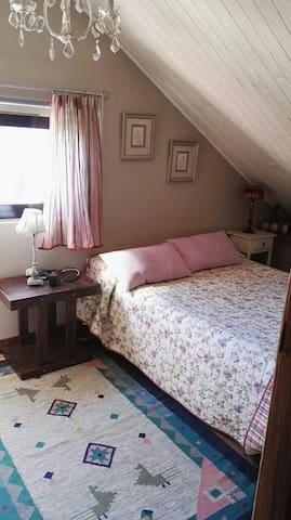 Casa rural con ático independiente - Pontevedra - Casa