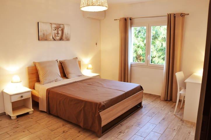 Chambre chez Sandrine et Thierry - Bras-Panon - Dům