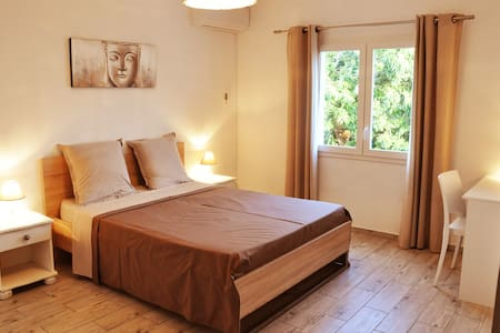 Chambre chez Sandrine et Thierry - Bras-Panon - Casa