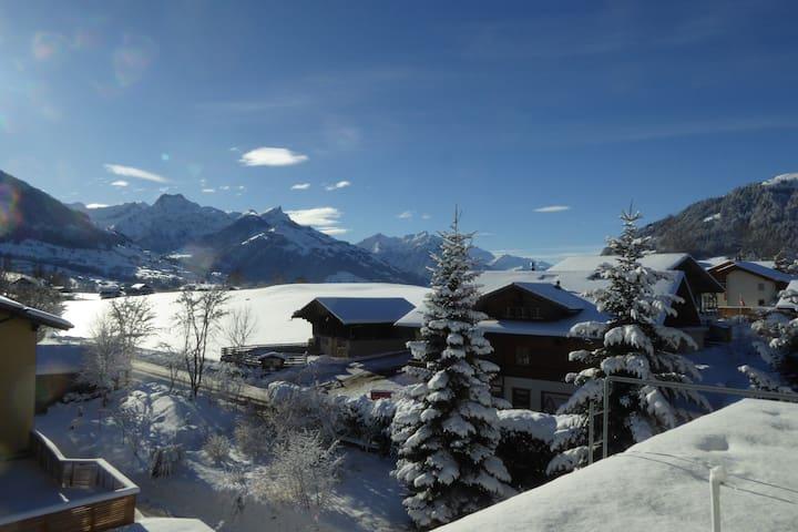 Studio with fantastic view in Jungfrau region