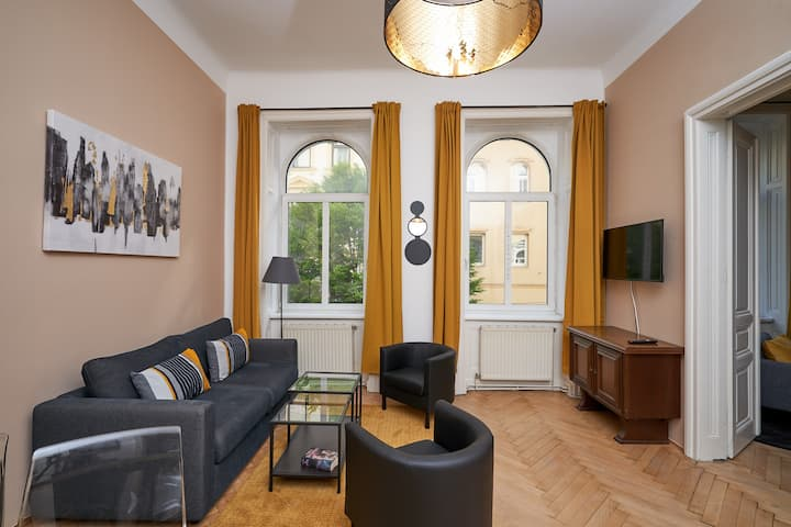 Vienna River Cozy Central Apartment 2