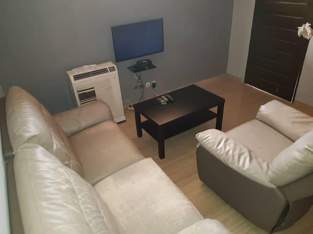 F1 appartement 1 chambre salon cuisine meublé