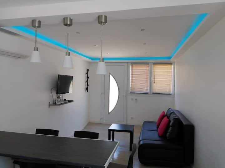 Coquet et confortable Appartement T2