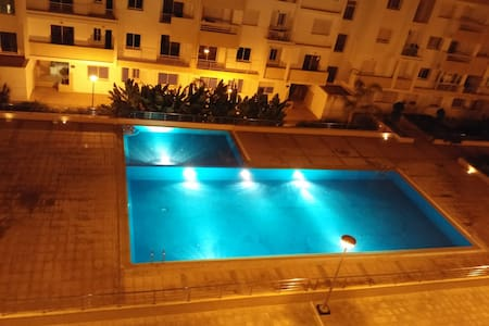 Confotable Appartement +Parking  Gratuit  Piscine - Agadir