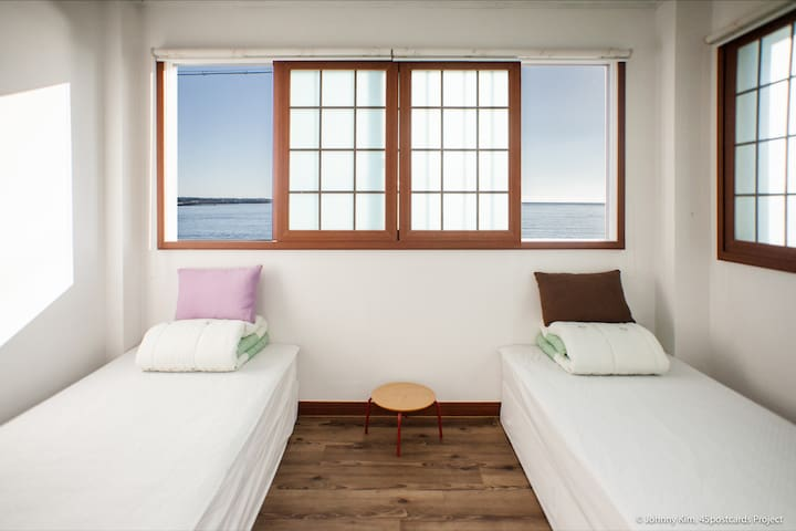 Ocean View Twin, No.1 (설코지) - Seogwipo-si - Bed & Breakfast