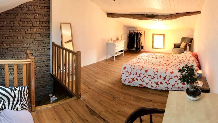 Chambre Privée - calme  / Private peacefull room