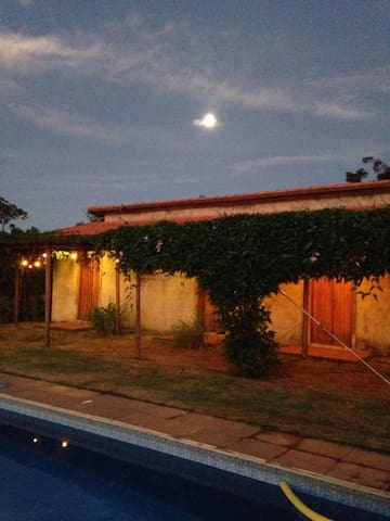 Sitio Caju Casa de Campo - Delfinópolis - Casa de campo