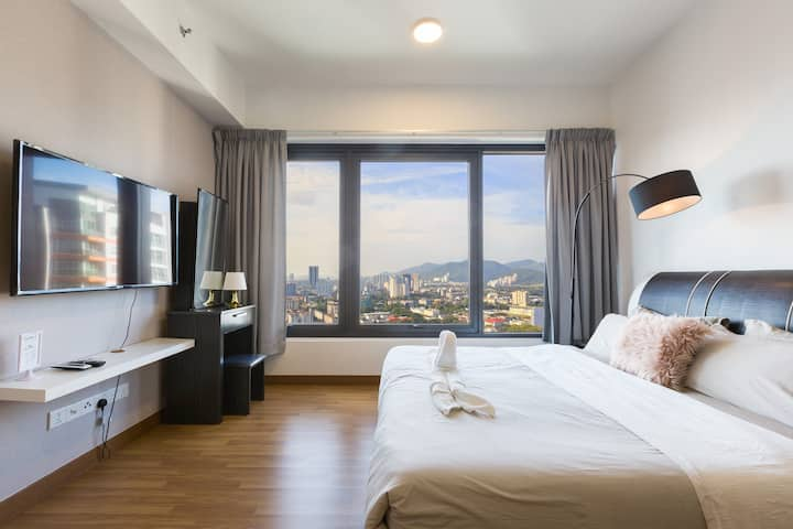 218 Macalister, Studio City View||Georgetown 乔治市景房