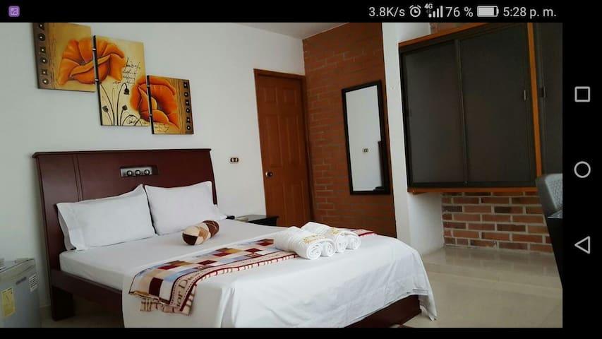 Hotel el Sol la 27, Aguachica/ doble superior