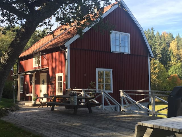 Fully equipped house in Stockholm archipelago