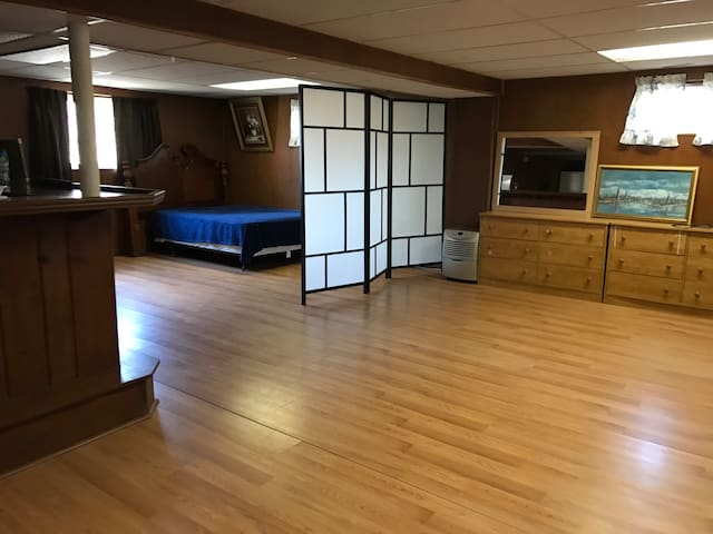 One Large Studio Style Bedroom/Room - Springfield - House